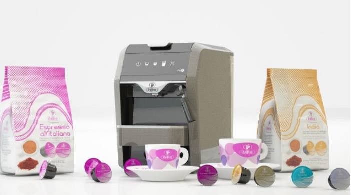 Portioli Coffee Capsule Machine