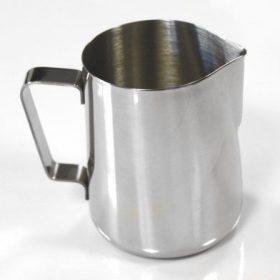 Milk foaming jug 1 litre Stainless Steel