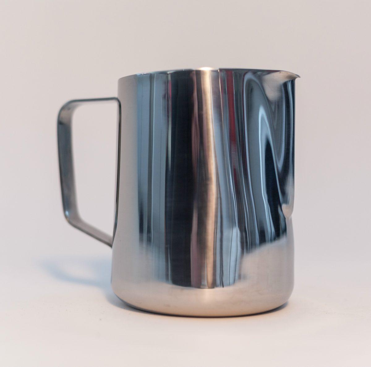 Watermark: Milk foaming jug 1 litre