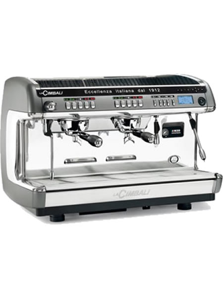 Cimbali M39 TE DT3 Tall Cup with M4 steam wand