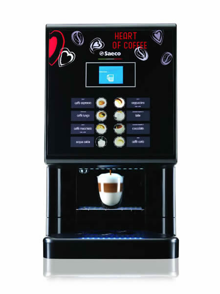 Saeco phedra Coffee Machine