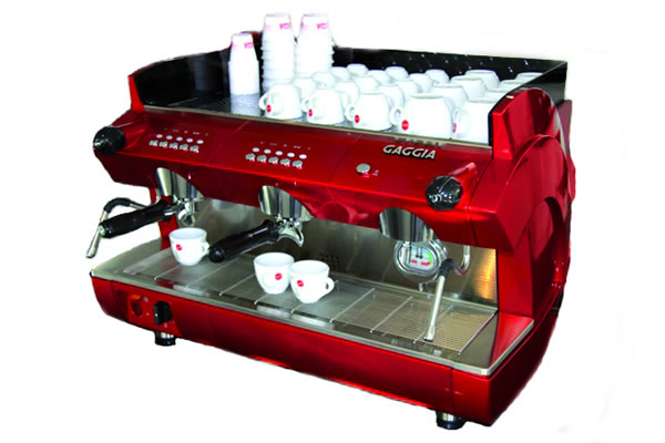 Gaggia GD RED 2 Group available from Watermark
