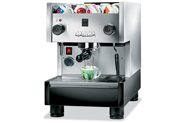 Gaggia GD TS available from Watermark