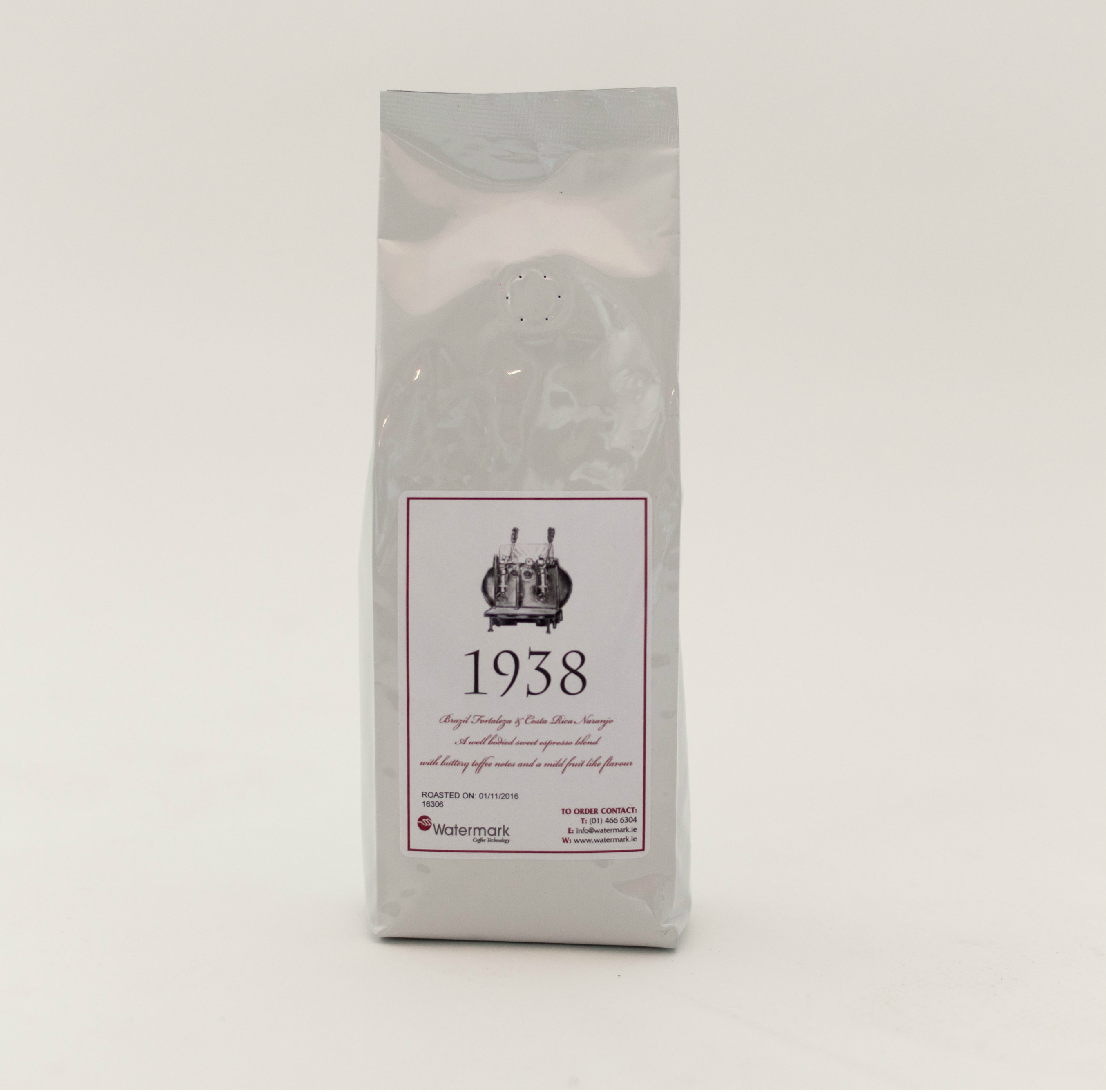 1938 Coffee 250g Bag