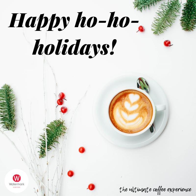 happy ho-ho holidays