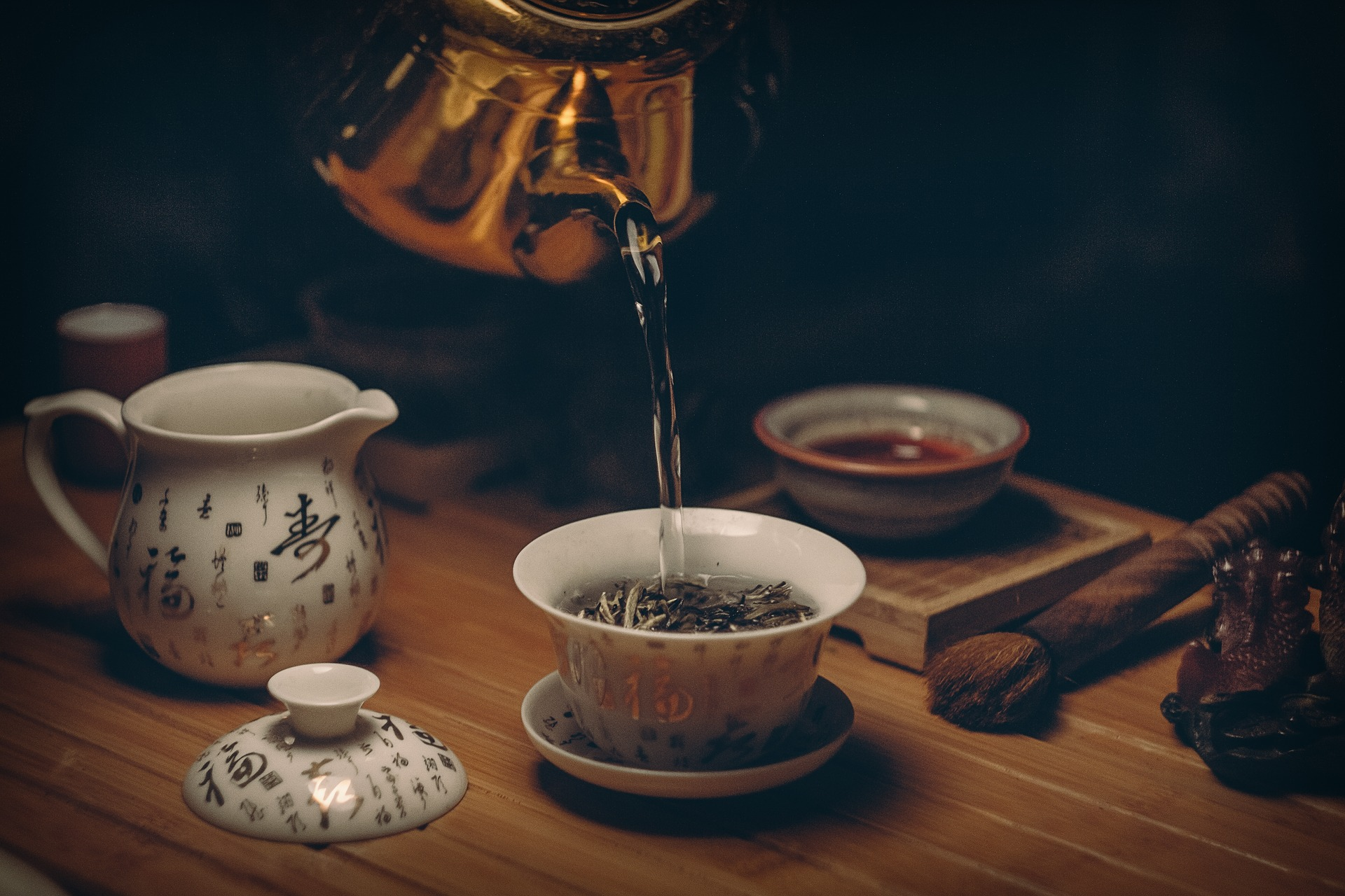The Perfect Cup of Green Tea
