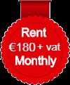 badge-rent-180 + VAT