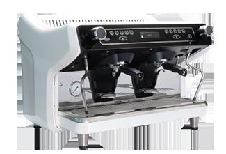 Gaggia La Giusta 2 group traditional barista coffee machine
