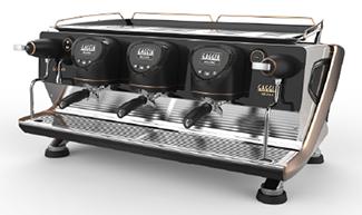 Gaggia La Reale barista traditional machine
