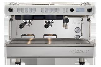 La Cimbali M26 2 group traditional barista coffee machine