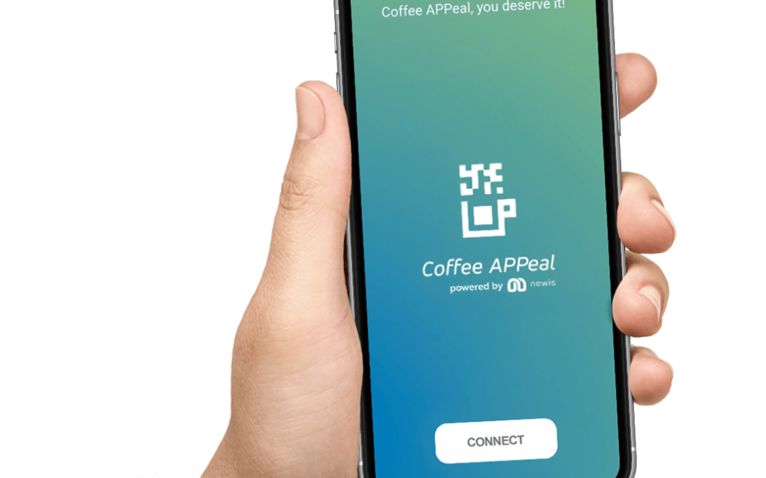 Touchless Office Coffee with Coffee APPeal